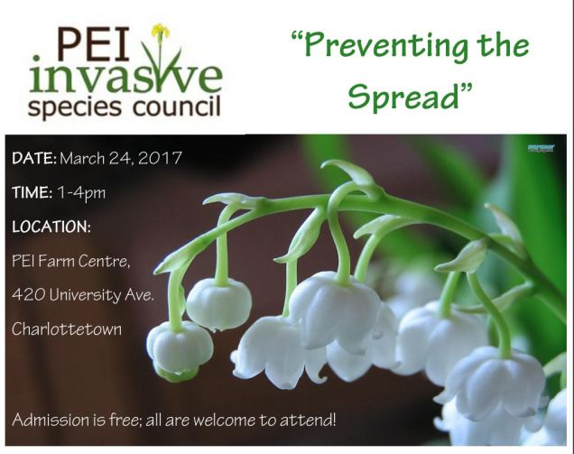 PEI Invasive 2017
