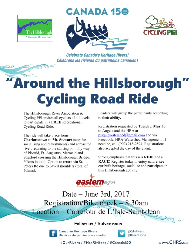 Cycling Around the Hillsborough - Cycling Road Ride May 9 2017