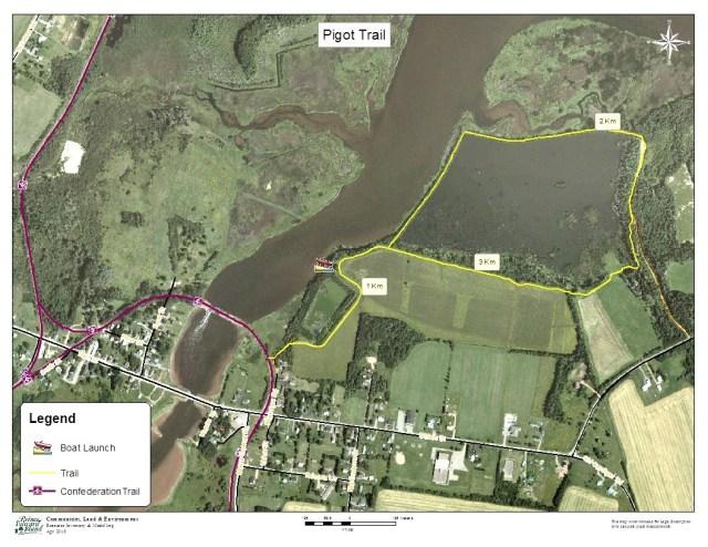 Pigot's Trail 2010 HRA
