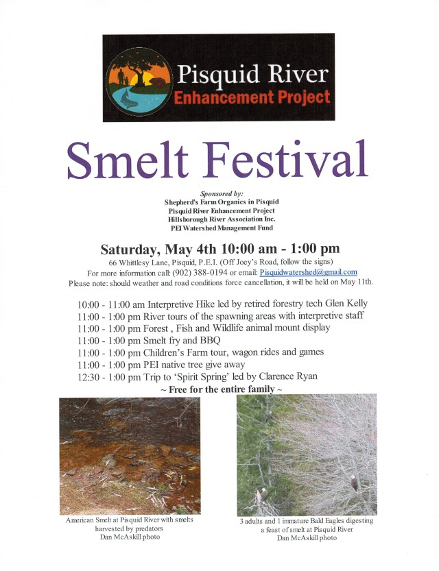 1- Smelt Festival Poster May 4 2019 sf