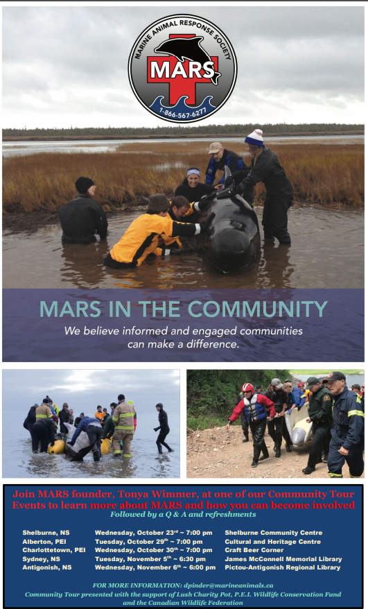 MARS - Community Tour Poster 2019